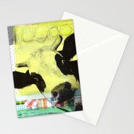 MUH...bunte Kuh Stationery Cards