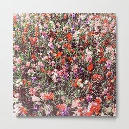 Flowerita  Metal Print