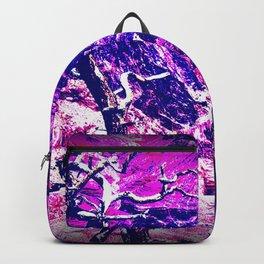 Savage Grandeur-purple Backpack