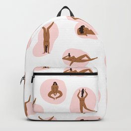 Naked party Backpack