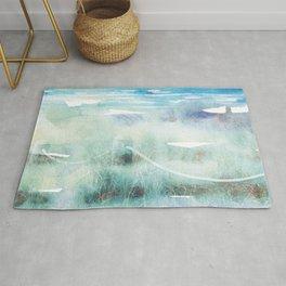 New Zealand Beachscape Rug