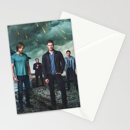 Supernatural Season 9 Promo  Stationery Cards