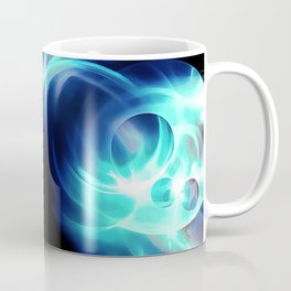 abstract fractals mirrored reacc82 Coffee Mug