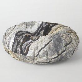 Fissure Floor Pillow