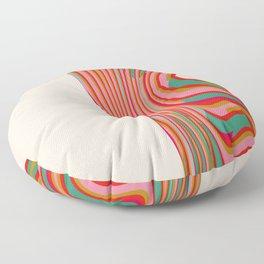 Wave Series Floor Pillow