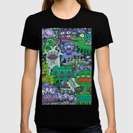 Monster Friends T-shirt