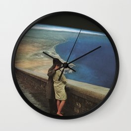 Love Panorama Wall Clock