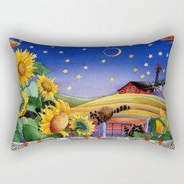 Little Thieves Rectangular Pillow
