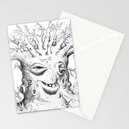 Tree Oddity Stationery Cards