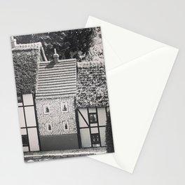 Village models Stationery Cards
