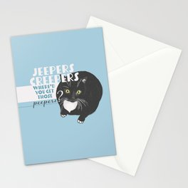 Creepers Stationery Cards