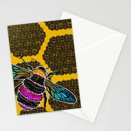 Honeybee lace | Nicole B Roberts Stationery Cards