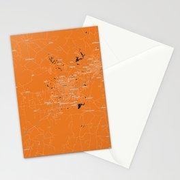 FanMap | NCAA Auburn #02 Stationery Cards
