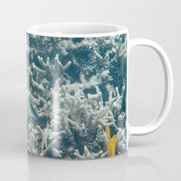 Yellow Fish Micronesia Coffee Mug