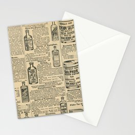 Vintage Catalogue Stationery Cards