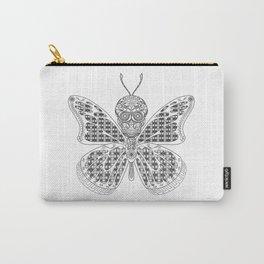 mothman butterfly ecopop Carry-All Pouch