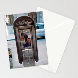 New York City Payphone Stationery Cards