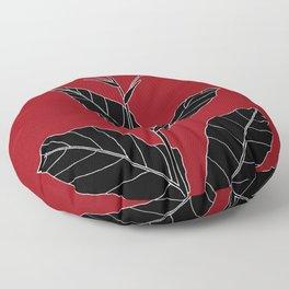 Rock Pituri (Also known as Bone Marrow Tobacco) - Nicotiana gossei Floor Pillow