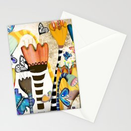 RUPYDETEQUILA ART 2019 - PERÚ Stationery Cards