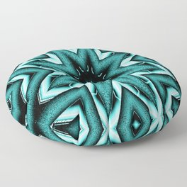 The Star of the Sea.... Floor Pillow
