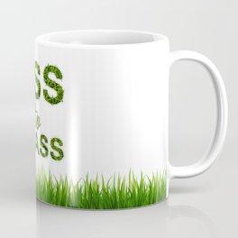 Ass to Grass Coffee Mug