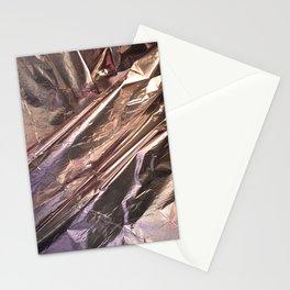 Rose Gold Foil Stationery Cards