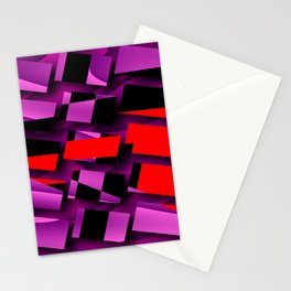 Playing with art ... Stationery Cards