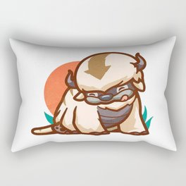 appa yummy Rectangular Pillow