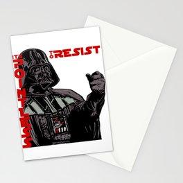 dark side Stationery Cards