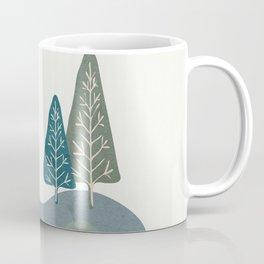 Minimalist Landscape Art III Coffee Mug