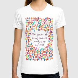 Imagination [Collaboration with Garima Dhawan] T-shirt