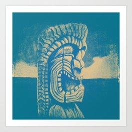 Ku #1 Art Print