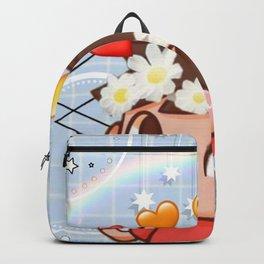 Albertsstuff Flamingo Be Happy Backpack