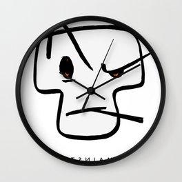 No Mainstream Wall Clock