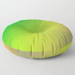 Multicolored Tie dyeing Floor Pillow