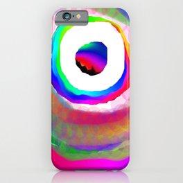 Space Rainbow iPhone Case