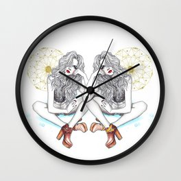 CL Shoes 04 Wall Clock