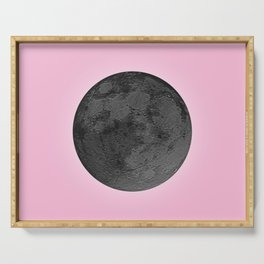 BLACK MOON + PINK SKY Serving Tray