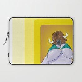 Mrs. Bison Laptop Sleeve