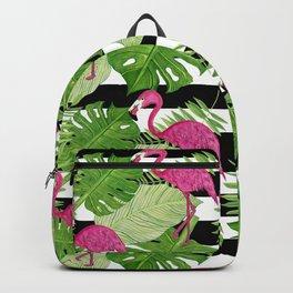 Flamingo Party II Backpack