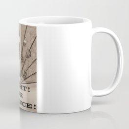 Fight For Science Coffee Mug