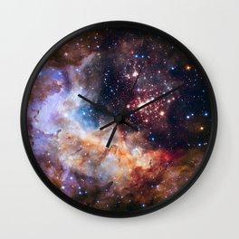 Cluster Westerlund II Wall Clock