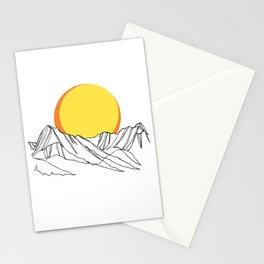 Rockies Ridges :: II Stationery Cards