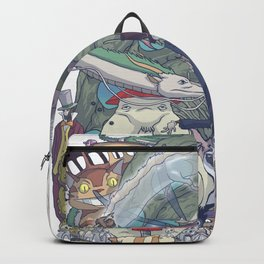 Monsters of the King II Backpack