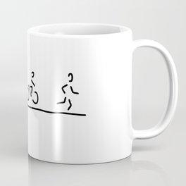 triathlon triathlet Coffee Mug