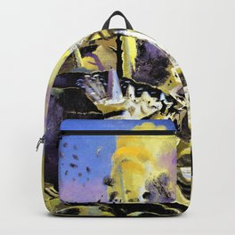 Paul Nash - The Mule Track - Digital Remastered Edition Backpack