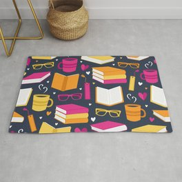 Cozy Afternoon Reading Rug