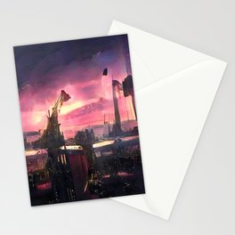 Mines Stationery Cards