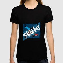 Vintage Skateboard T-shirt