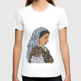 No Ban No Wall | Art Series - The Jewish Diaspora 001 T-shirt